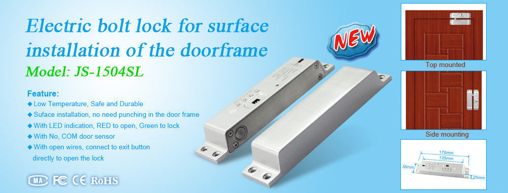 China best Electric Bolt Lock on sales