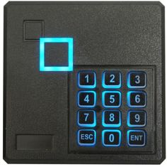 China IC or ID RFID Card Reader , Waterproof RFID Proximity Reader supplier