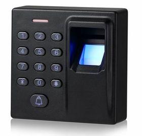 China Attendance Biometric Fingerprint Access Control , Fingerprint Door Access supplier