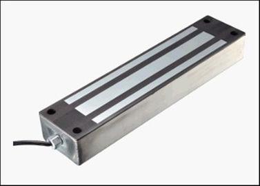 China Stainless Steel Electromagnetic Lock 1200lbs , Waterproof Magnetic Lock supplier