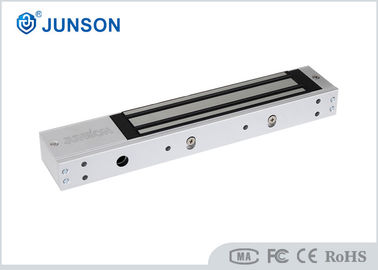 China 600 Lbs Single Door Magnetic Lock with LED Electromagnetic Locks For Glass Doors-JS-280S supplier