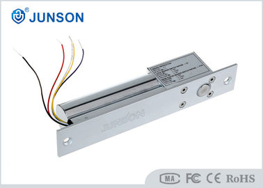 China 5 Wires Electric Bolt Lock Low Temperature With Timer connect with access control supplier