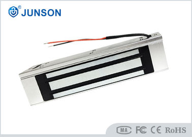 China Single Door Gate Electromagnetic Lock 180kg 300lbs Access Control-JS-180 supplier