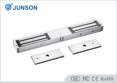 China 1200LBS*2 Sliding door magnetic lock For Double Swing Glass Door , CC SGS approved-JS-500DS supplier