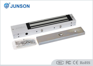 China Access Control Gate Magnetic Lock 600lbs 280kg with LED &Timer-JS280TS supplier