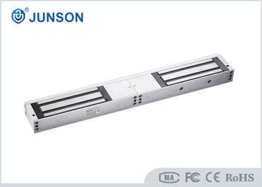 China Glass Door Magnetic Lock Fail Secure Anodized Aluminum Surface Finishing-JS-500DTS supplier