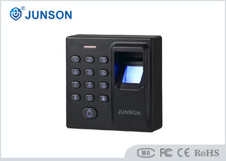 China One Relay Standlone Fingerprint Door Access Control With 3 Access Modes supplier
