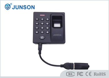 China Attendance Biometric Fingerprint Access Control , Fingerprint Door Access supplier
