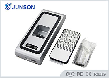 China Indoor Biometric Fingerprint Access Control with Metal Housing Wg26 supplier