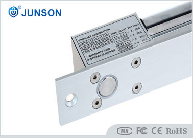 China Electric Deadbolt Lock of  8 wires Flush Mounted with  Magnet Switch Sensor supplier