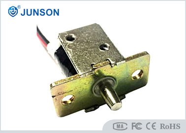 China Smallest Intelligent embedding Electric Cabinet Lock with 4.3mm stroke pole supplier