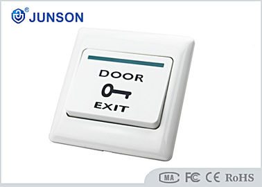 China Plastic Electric Door Exit Button Room Access Control Emergency Push supplier