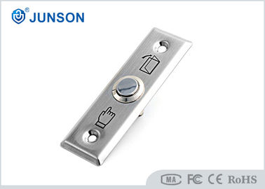 China Two Holes Emergency Exit Push Button Keyless For Access Control supplier