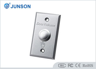 Door Release Emergency Exit Push Button Switch Sandblast Finishing