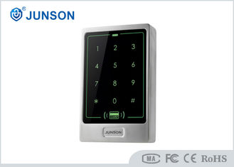 China electric Single Door RFID Access Control System with card / password supplier