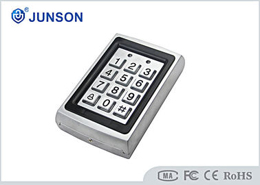 China Single Door RFID Access Control System Waterproof With EM Card supplier