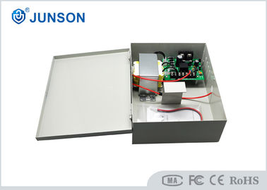 China Door Entry Power Supply , 5A 12v Power Supply For Access Control System supplier