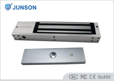 China JS-350S Single Door Magnetic Lock , Fail Secure Magnetic Lock With LED Indication supplier