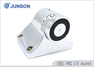 China Low Power Fire Alarm Magnetic Door Holders , JS-H37A Magnetic Door Catch 12/24 Vdc supplier