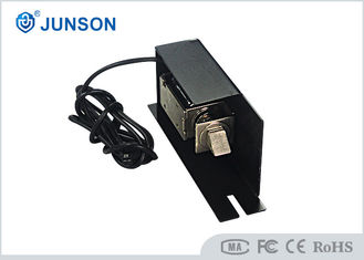 China Digital Solenoid Combination Cabinet Lock 120mm Wire Connector Customized Casing supplier