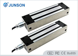 China 1200lbs IP68 Electromagnetic Lock Stainless Stee Heavy Duty Magnetic Type JS-500W supplier
