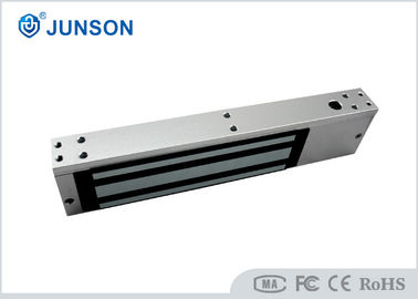 China 24V 800lbs Electromagnetic Lock Single Door Magnetic JS-350TS With LED / Timer supplier