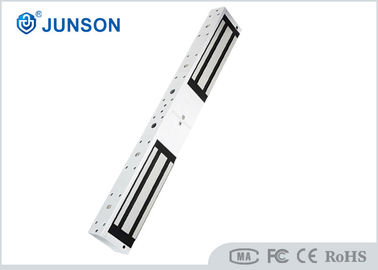 China Fireproof Magnetic Door Access Control System , 800lbs Door Magnetic Lock JS-350D supplier