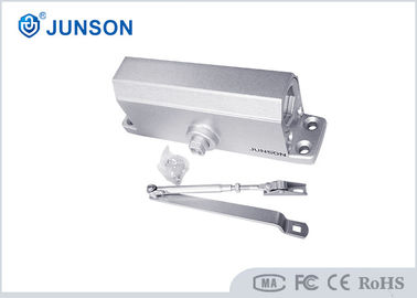 China Aluminium Alloy Smallest Door Closer Hydraulic Pressure for 25kg door supplier