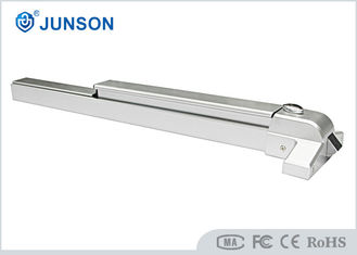 China Double Door Push Bar Exit Device Prevent Shock 1024mm Length UL Listed JS-1510P supplier