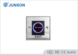 Three Contact Output Door Release Push Button JS-H1 For Access Control System