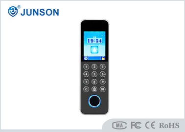 China Narrow Mount Fingerprint Access control and time attendance 3000pcs users supplier