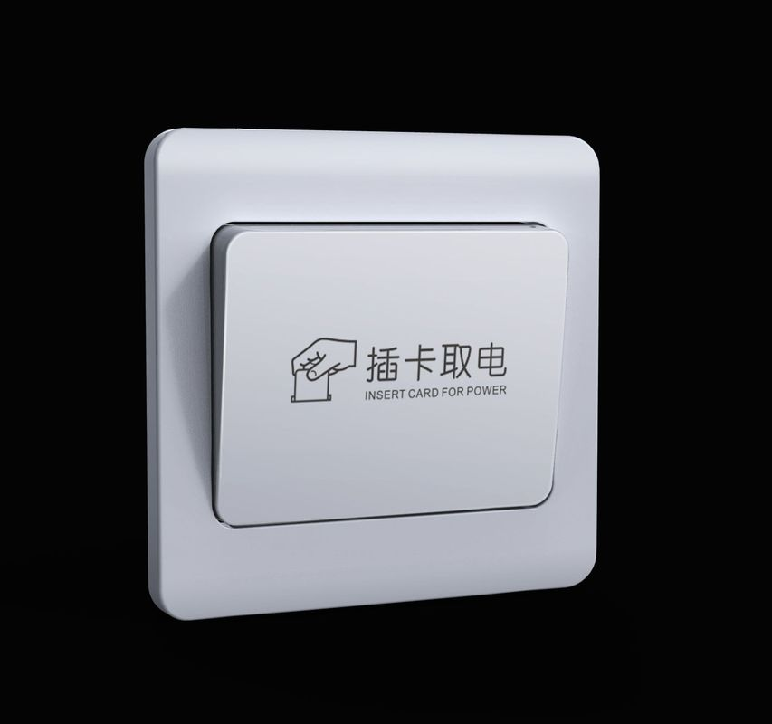 Hotel Recognition Sensor Card Power Timer Delay Light Switch Fire resistant