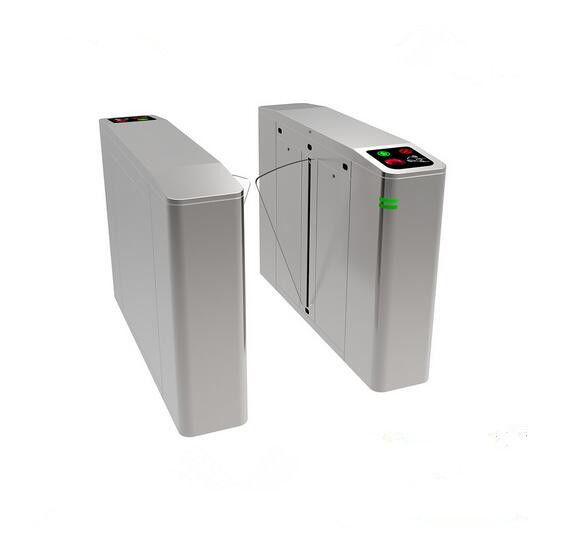 Automatic Card Reader ~ Card reader flap barrier gate automatic tripod turnstile