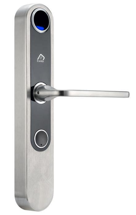 European Style Biometric Fingerprint Scanner Door Lock For Home ...