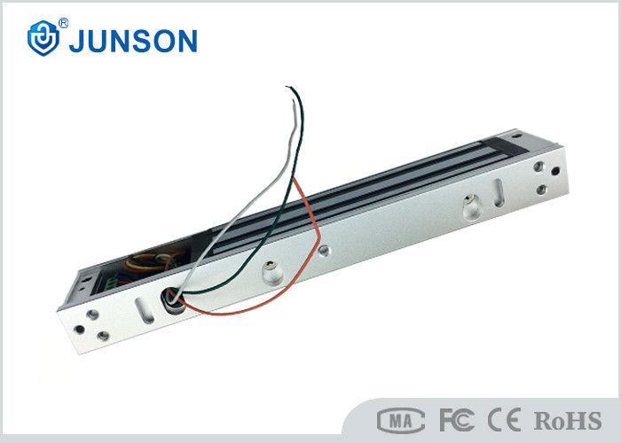 Wonderful 600lbs Commercial Magnetic Door Locks , Single Door Magnetic With Door  Sensor JS 280SLD