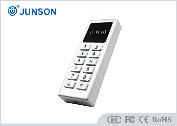 2000cards Metal Keypad Single Door Access Control System