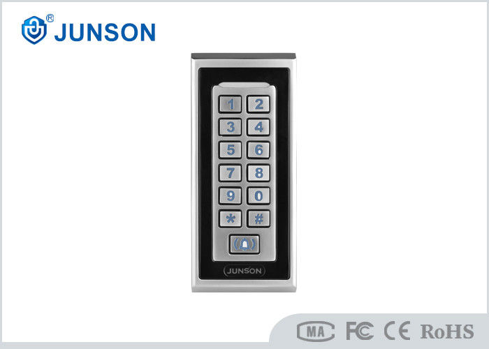 Keypad Single Door Rfid Access Control System Keypad Door Entry