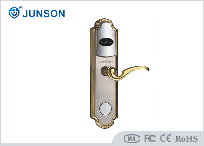 Intelligence Keyless Entry Rfid Front Door Locks For Hotel Rooms