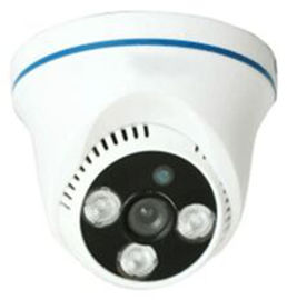 CMOS IR H.264 IP Camera High Resolution Waterproof With Dual Stream