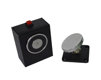China Home Electromagnetic Fire Door Holders Wall Mounted Door Stop distributor