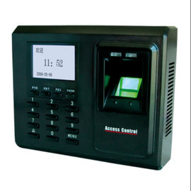 China Smart Password Fingerprint Access Controller Wiegand Interface distributor