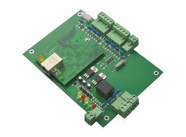 China Industrial Grade Access Control Board 32 Bit ARM Flushbonading distributor