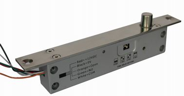 China 5 Wires Fail Secure Electronic Deadbolt Locks / Security Bolt Lock For Access Control Systems distributor
