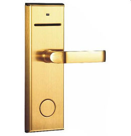 China Right Open Stainless Steel RFID Hotel Locks Keyless Explosion Protection distributor