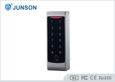 China Stainless steel Waterproof RFID Access Control System of   Keypad factory
