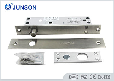 China 5 Wires Fail Secure Electronic Deadbolt Locks / Security Bolt Lock For Access Control Systems factory