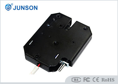 China Black Small Electronic Cabinet Lock DC 12V in storage locker system and access control distributor