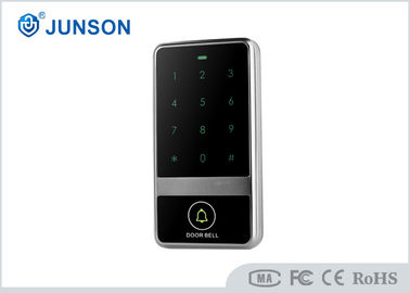 China IP67 Waterproof electric Single Door Access Controller with card / password factory