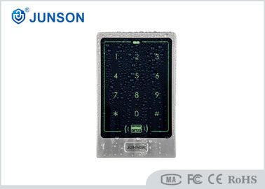 China Black Digital Keypad RFID Access Control System / Keypad Door Entry Systems factory