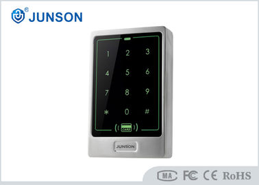 China electric Single Door RFID Access Control System with card / password factory